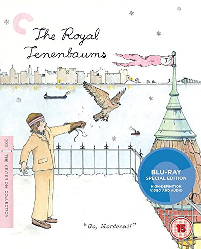 The Royal Tenenbaums [The Criterion Collection] [Blu-ray]...