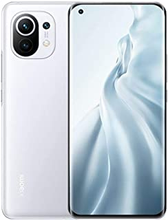 Xiaomi Mi 11 5G グローバル版 (256GB + 8GB RAM) ■Android 11搭載 ■Google Play対応■ Triple Camera (108+13+5MP) ■ 4600mAhバッテリー ■ 6.81インチ...