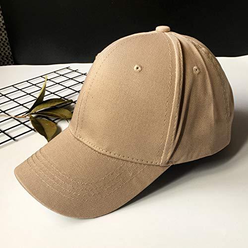 Hat men's spring and summer caps Korean version of the tide sunscreen hats casual wild fashion women's sunshade baseball cap