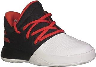 154e59ccfc31 adidas Harden Vol 1 Black Scarlet White Infant Infant Shoes (BW0628)