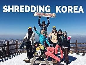 Snowboarding In Pyeongchang Korea