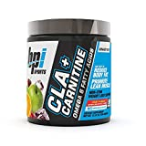 BPI Sports CLA + Carnitine – Conjugated Linoleic Acid – Weight Loss Formula – Metabolism, Performance, Lean Muscle – Caffeine Free – For Men & Women – Fruit Punch – 50 servings – 12.34 oz