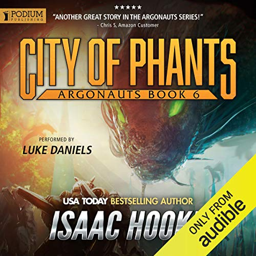 City of Phants cover art