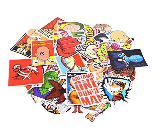 Anime Domain Pegatinas de One Punch-Man, 50 Piezas