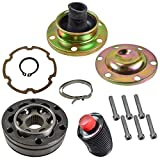 Front Driveshaft Rear CV Joint Rebuild Kit for 02-07 Jeep Liberty 99-06 Grand Cherokee
