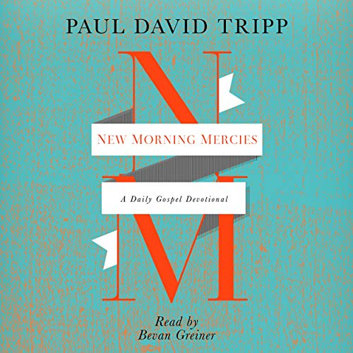 New Morning Mercies cover art