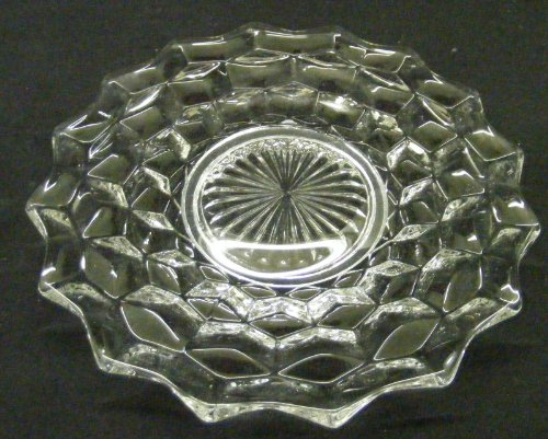 "Fostoria AMERICAN CLEAR Bread and Butter Plate (6"")"
