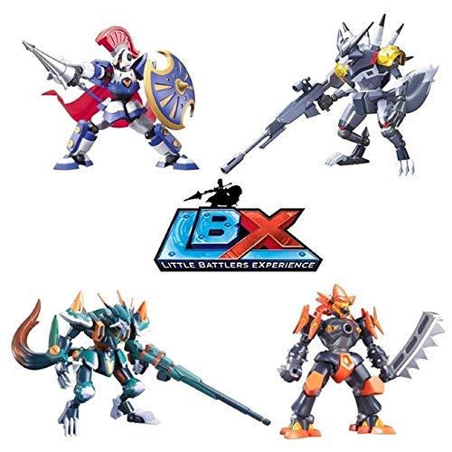 Giochi Preziosi- Lbx Personaggi 2° Serie