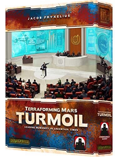 Terraforming Mars: Turmoil Board Game Expansion