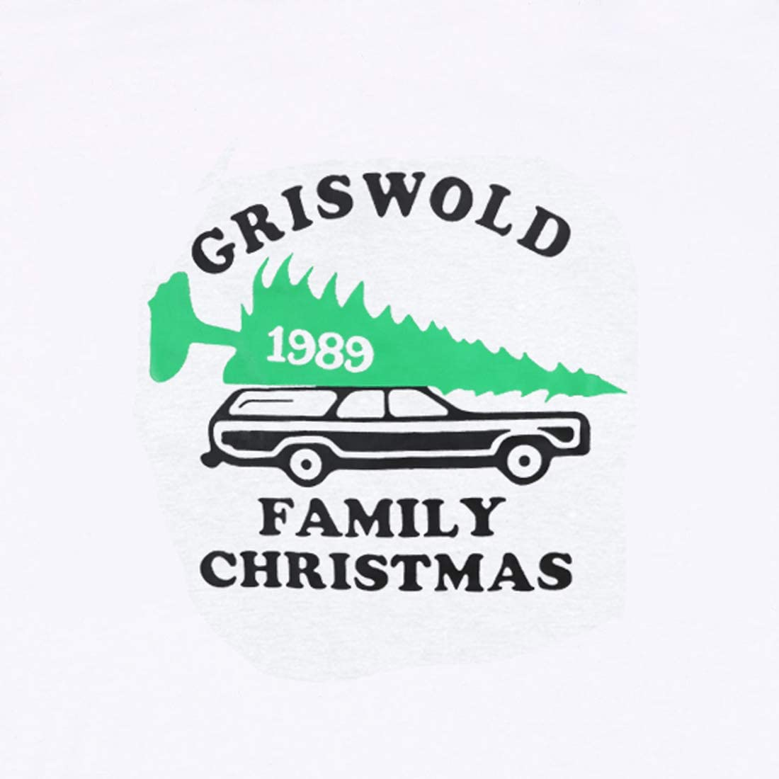 Womens Griswold Family Christmas Shirt 3//4 Sleeve Raglan Casual Vacation Tops