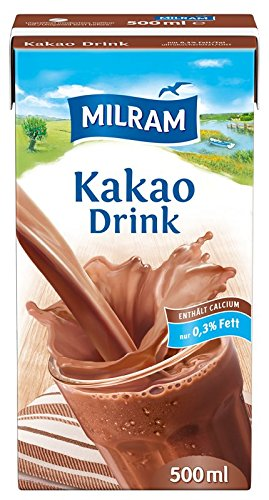 MILRAM H-Kakao Drink, 20er Pack (20 x 500 ml)