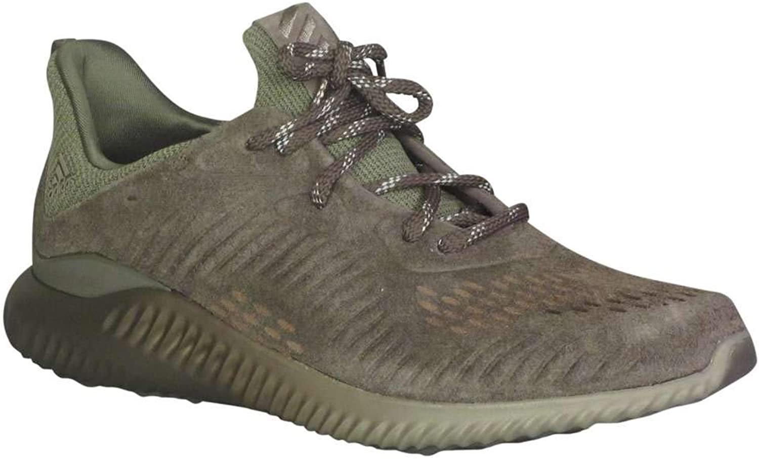 Adidas Alphabounce shoes Mens Running 10 Branch-Trace Cargo-Black