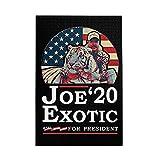 Jigsaw Puzzle 500Pcs,Joe Exotic For President Tiger King 2020 - Puzzle Personalizado, Rompecabezas De Madera Significativos para Compañeros De Clase, Amigos,52.2x38.5cm