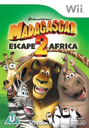 Madagascar 2 [Importer espagnol]