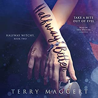 Halfway Bitten                   By:                                                                                                                                 Terry Maggert                               Narrated by:                                                                                                                                 Erin Spencer                      Length: 7 hrs and 19 mins     19 ratings     Overall 4.2