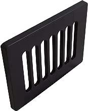 Waterway Plastics Grate, Lg Skimmer No Logo (Guillotine) Black