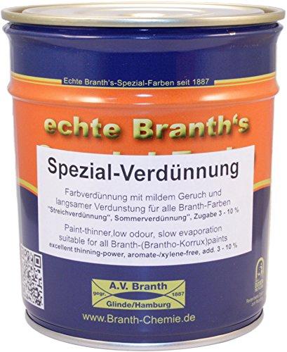 Branths Spezial Verdünnung 750 ml