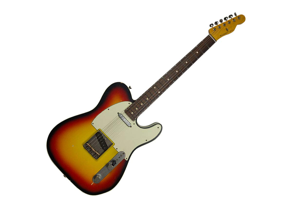 Cheap Nash Guitars T63 Electric Guitar W/Double Bound - Rosewood/3 Tone Burst - PRY67 Black Friday & Cyber Monday 2019