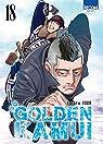 Golden Kamui, tome 18 par Noda