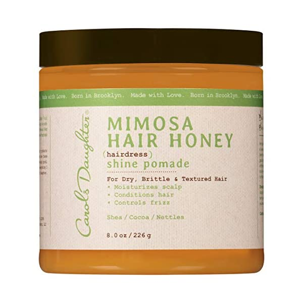 Beauty Shopping Carol's Daughter Mimosa Hair Honey Shine Pomade For Dry Hair and Textured Hair,
