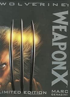 Wolverine: Weapon X Prose Novel