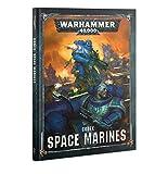 Codex Space Marines - Warhammer 40000 - Francais