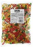 Haribo Gold Bears Gummy Candy, 5 Pound -- 6 per case.