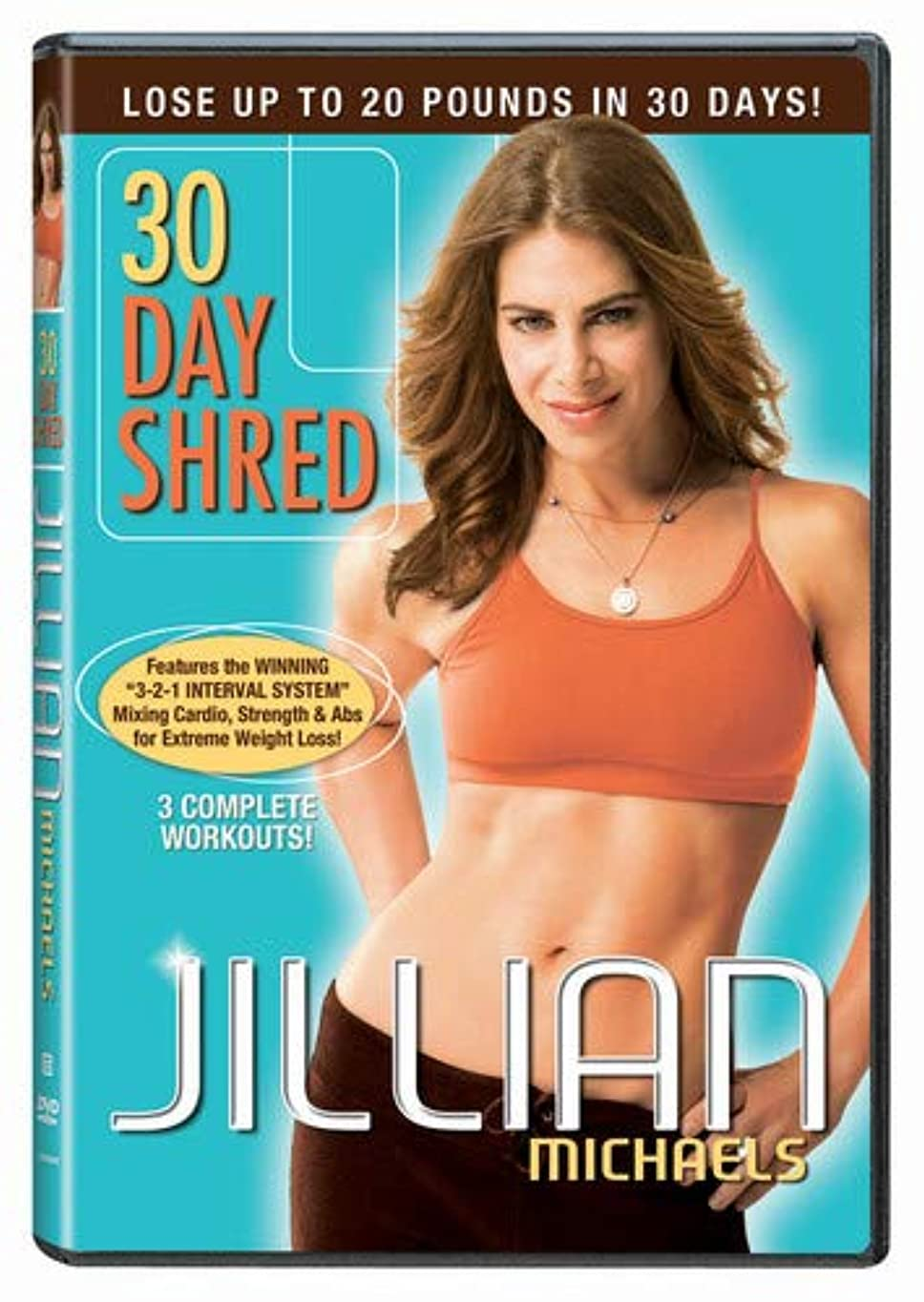 肺確かな注釈30 Day Shred [DVD] [Import]