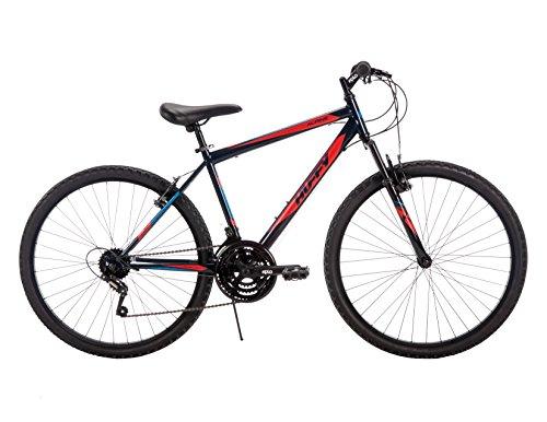 "26"" Huffy Men's Alpine Mountain Bike, Navy Blue"
