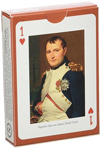 Le jeu de cartes Napoléon