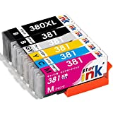 starink キヤノン用 BCI-381 BCI-380XL 6色セット 互換 インク カートリッジ Canon BCI-381+380/6MP TS8130 TS8230