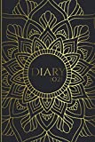 Mandala Diary 2021: Diary Planner 2021 January to December Week to 2 pages To View Personalised Colouring Diary Annual Organiser Bullet Yearly Monthly ... Agenda Gift Idea for Women Men Girl Birthday