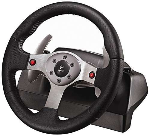 Logitech G25 Racing Wheel PC + PS2/PS3 Lenkrad