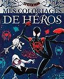 SPIDER-MAN NEW GENERATION - Mes Coloriages de Héros - MARVEL