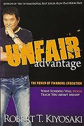 Robert Kiyosaki Books - Unfair advantage
