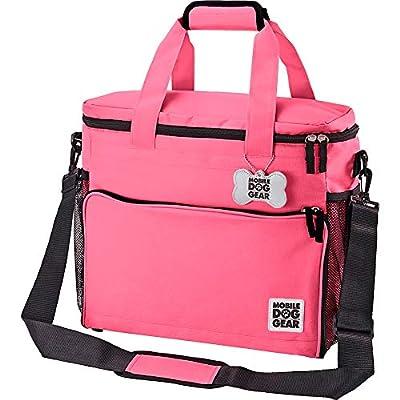 Overland Dog Gear Gear Week Away Bag (Med/Lg Dogs) (Pink)