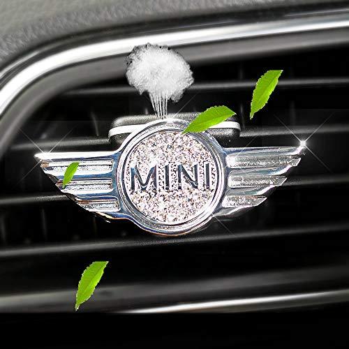 VILLSION Auto Duft Lufterfrischer Vent Clip Parfüm Duftspender Auto Luftreiniger Mit Geschenk-Box