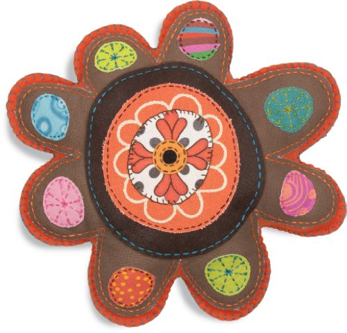 Dimensions Needlecrafts Handmade Embroidery, Flower Stuffable