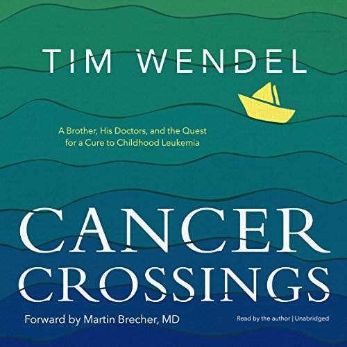 Cancer Crossings audiobook cover art