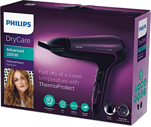 Philips Ionen-Haartrockner DryCare Advanced HP8233/00 - 6