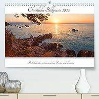 Christliche Bildpoesie 2022 (Premium, hochwertiger DIN A2 Wandkalender 2022, Kunstdruck in Hochglanz): Posterkalender mit besinnlichen Texten und Zitaten (Monatskalender, 14 Seiten )