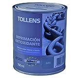Tollens 8700 Imprimación Antioxidante, Gris, 750 ml