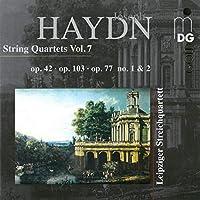 Haydn: String Quartets Vol 7