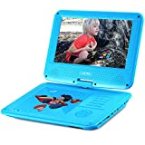 Best Kids Dvd Players - UEME Portable DVD CD Player with 9 Inches Review