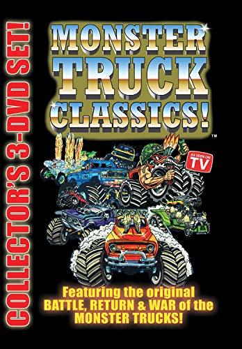 Monster Truck Classics [DVD] [Import]