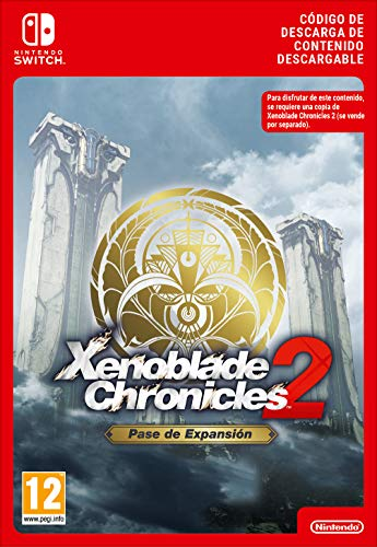 Xenoblade Chronicles 2 - Pase de expansion [Switch - Download Code]