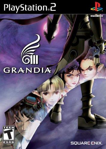 Grandia 3 US Import