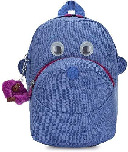 Kipling Faster Mochila Escolar, Azul (Dew Azule)