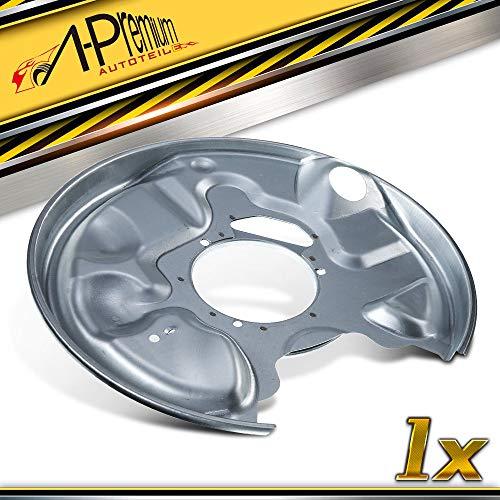 Deckblech Spritzblech Ankerblech Bremsscheibe Hinten Links für W202 A208 W210 R129 R170 1989-2004 2104201444