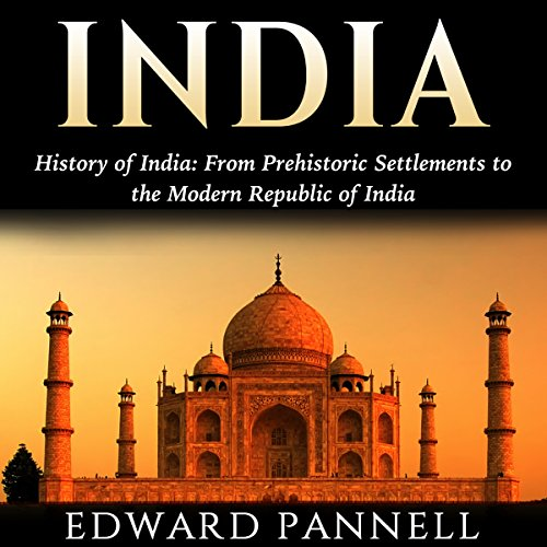 History of India  By  cover art